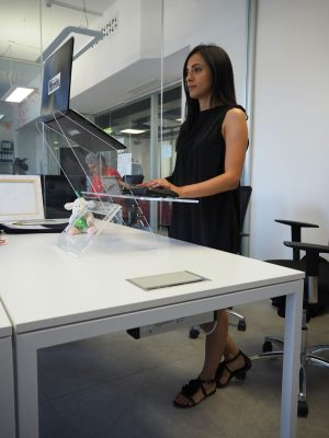 easy desk - standing desk italiana